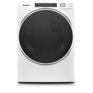 Secadora Whirlpool Carga Frontal Eléctrica 21 kg HE Blanco
