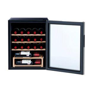 Cava de vinos acero inoxidable 21 botellas Whirlpool