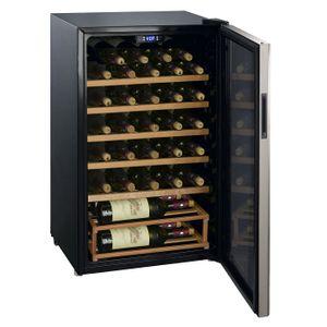 Cava de vinos acero inoxidable 33 botellas Whirlpool