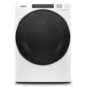 Secadora Whirlpool Carga Frontal a gas 20kgs HE Blanco - Avería 1