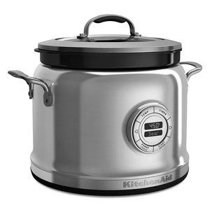 Olla Multi cooker color plata